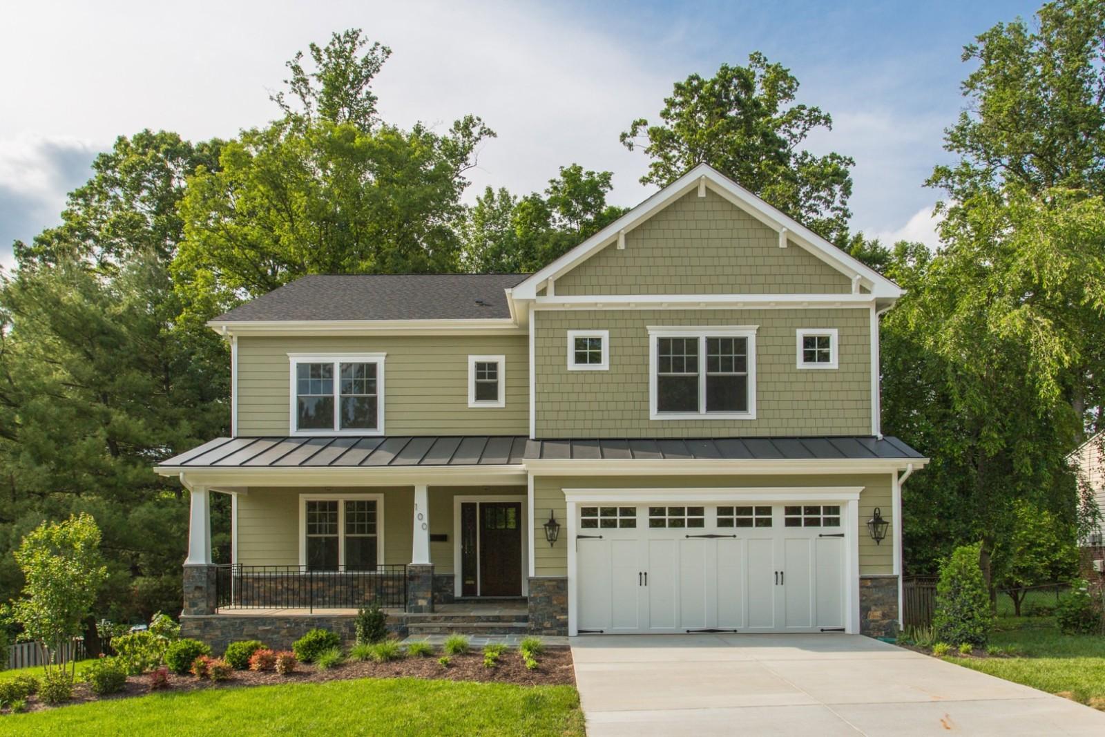 Custom Home Builders Arlington VA