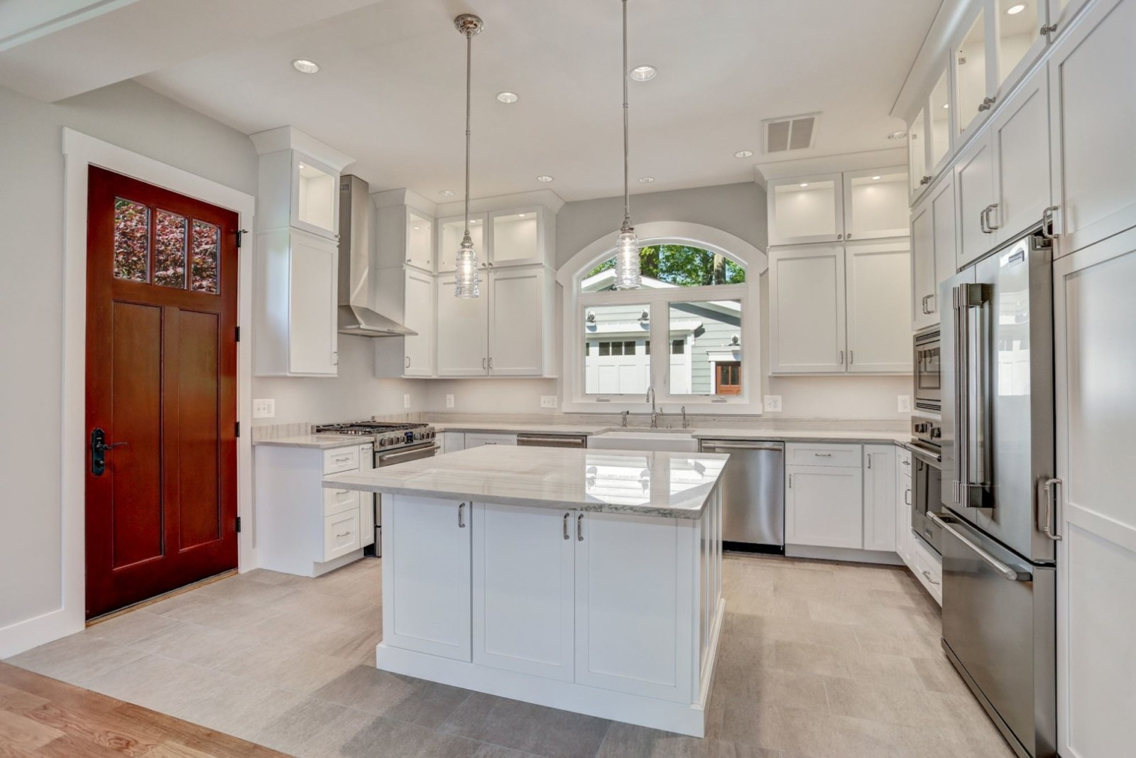 full-service custom home builders project