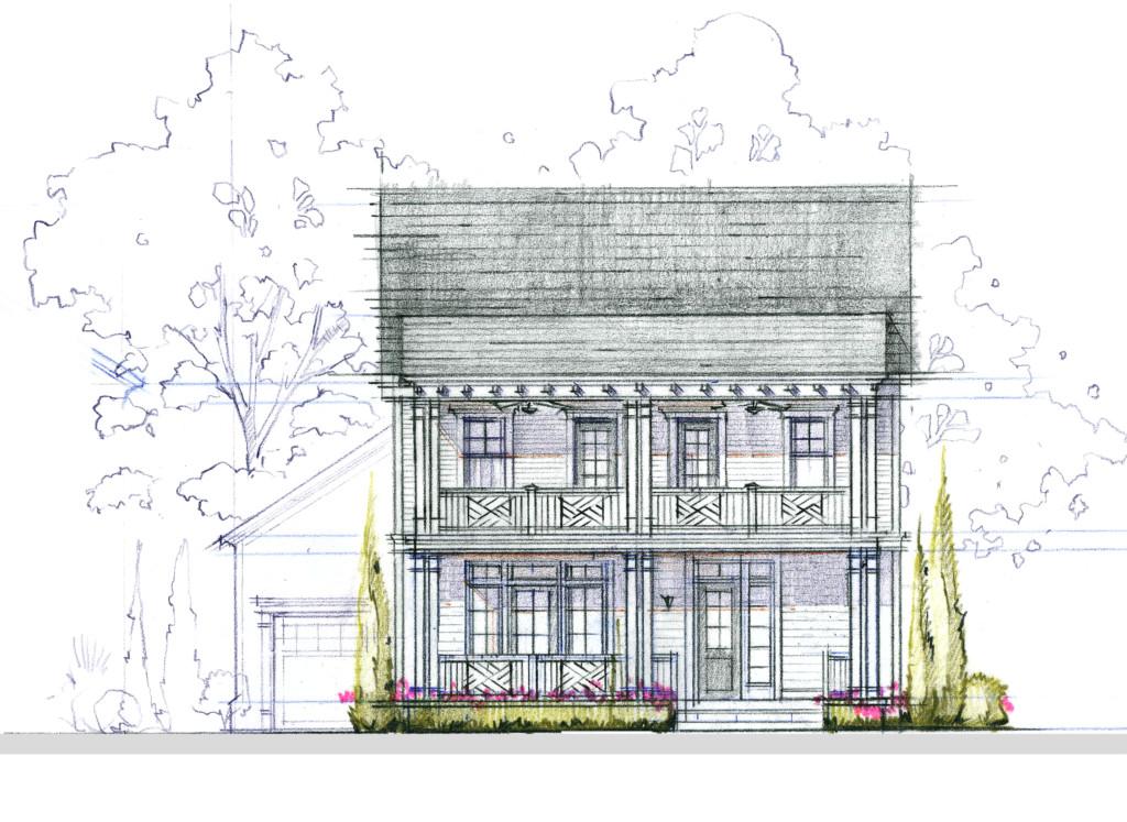 Alexandria and Arlington VA Custom Home Design