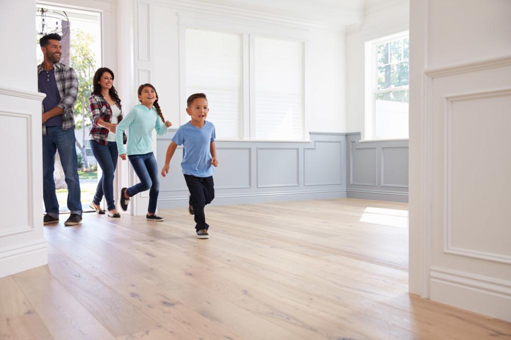 Custom Home Build layout McLean VA