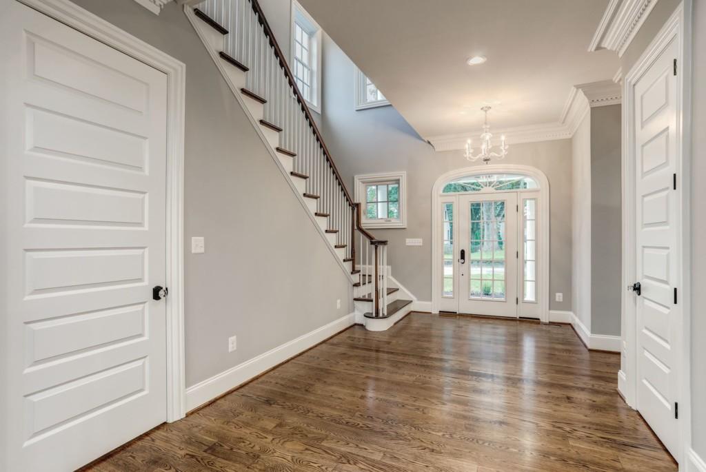High ceilings Custom Home Builders Arlington VA