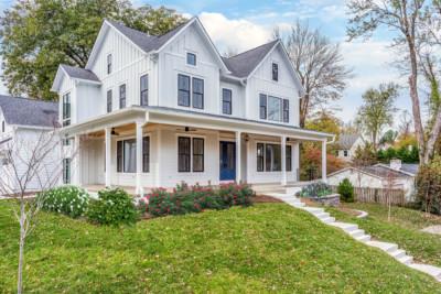 Custom Home Build Arlington VA