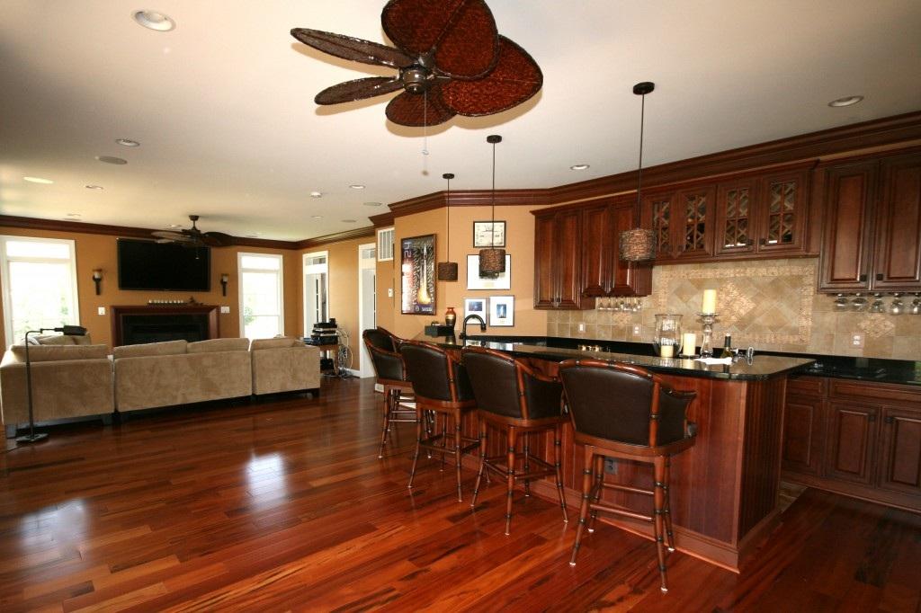 Leesburg, VA Design/Build interior project