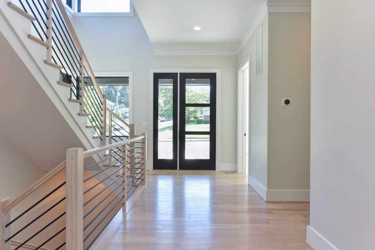Custom Home in Falls Church VA