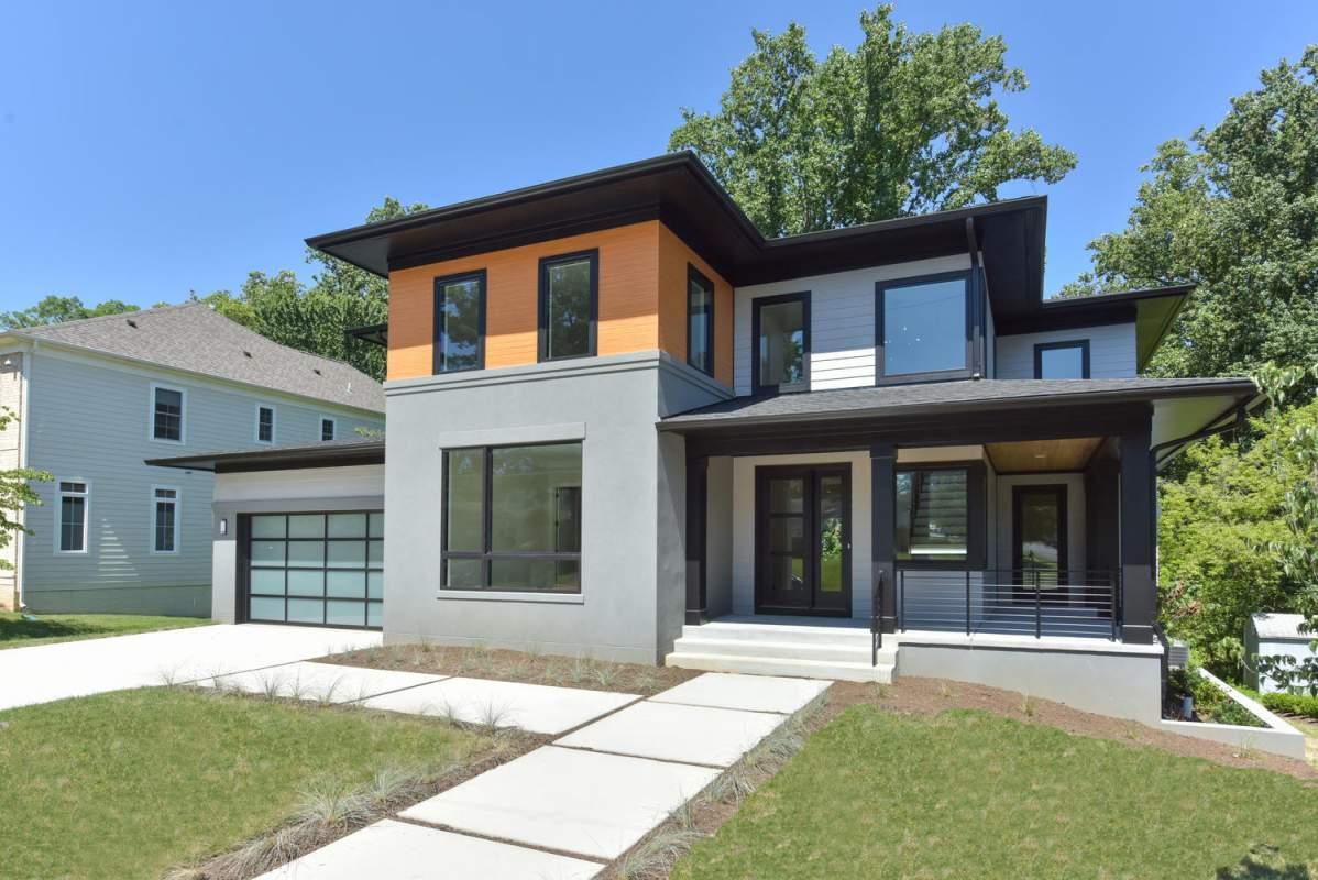 Custom Home Builders Project in Falls Church VA