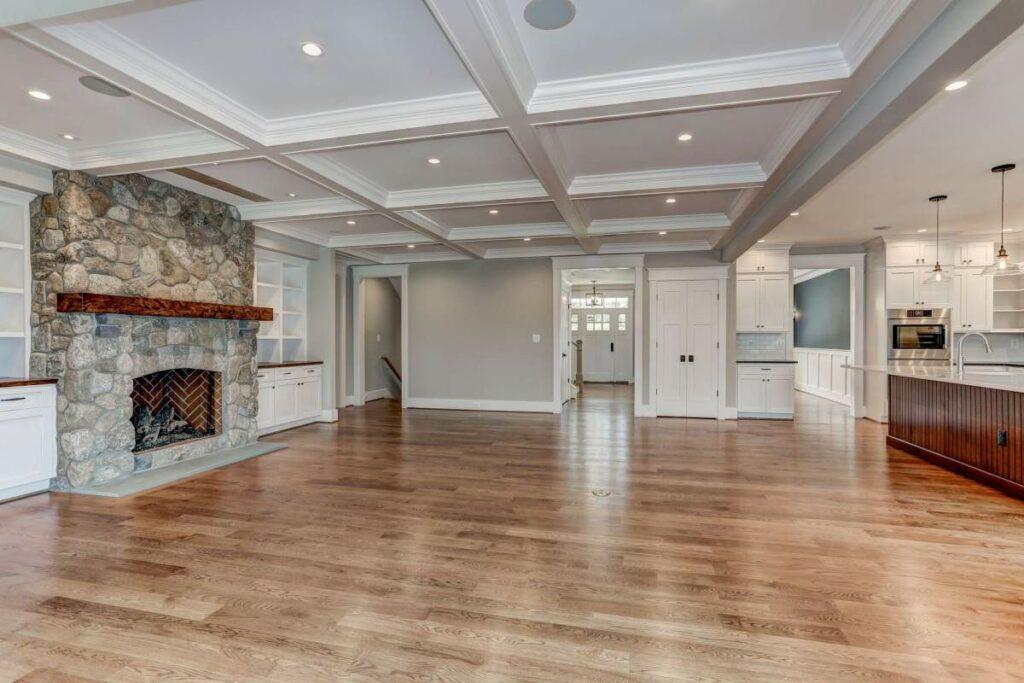 Open Floor Plan in Design/Build Falls Church VA
