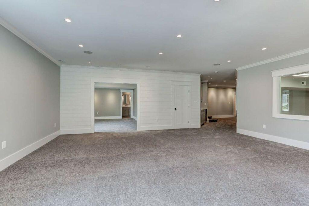 wide door in design/build home project in Falls Church VA