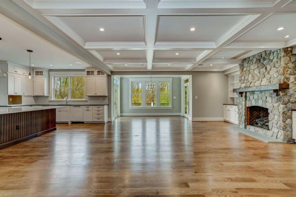 Home Builder service project in Arlington VA