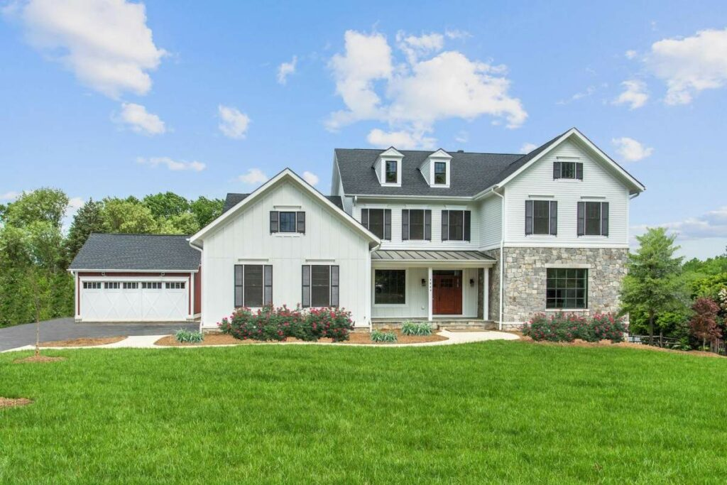 On-Grade Home Design/Build in Falls Church VA