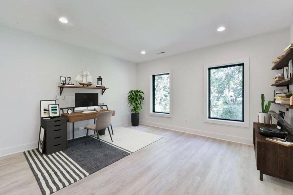 Flex Home Builder Room in Arlington VA