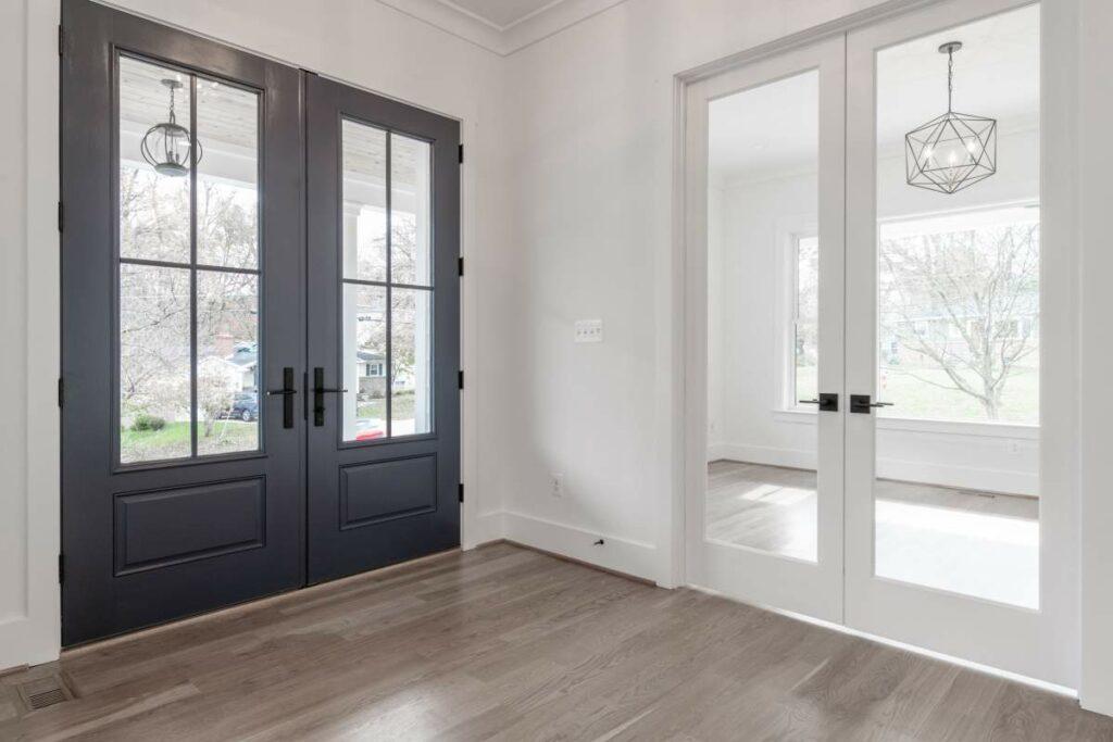 Home Builder Entryway Design in Arlington VA