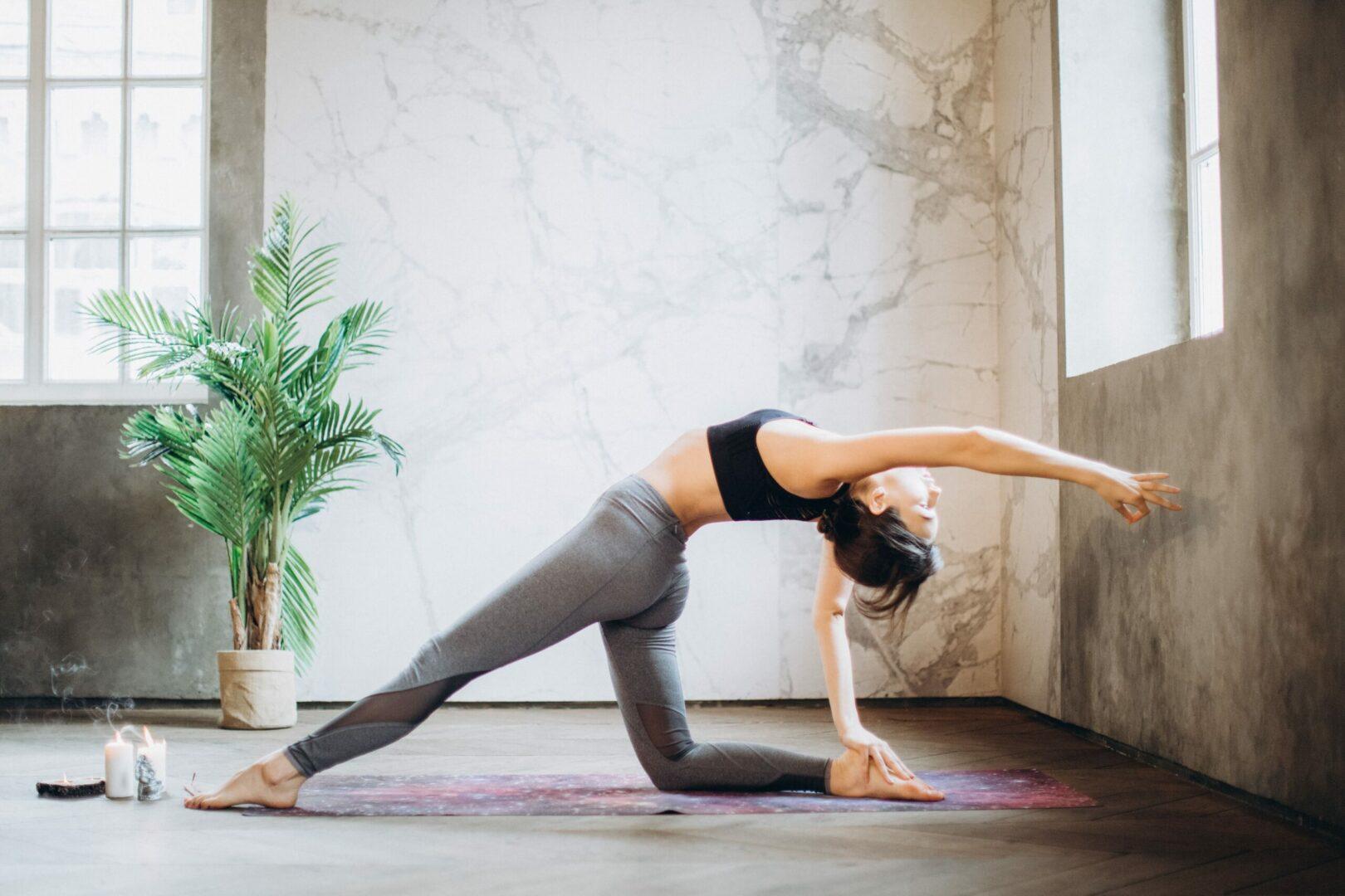 Yoga room pop top addition idea in McLean VA